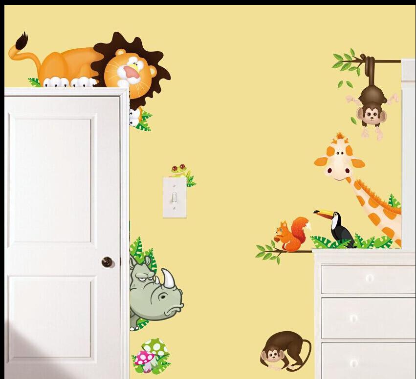 Adesivi murali wall stickers muro cameretta bambini wall - Stickers cameretta bambino ...