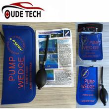 Professional Tool Pump wedge Air Qedge LOCKSMITH TOOLS Inflatable Unlock Vehicle Door Tool 3pcs/lot(China (Mainland))