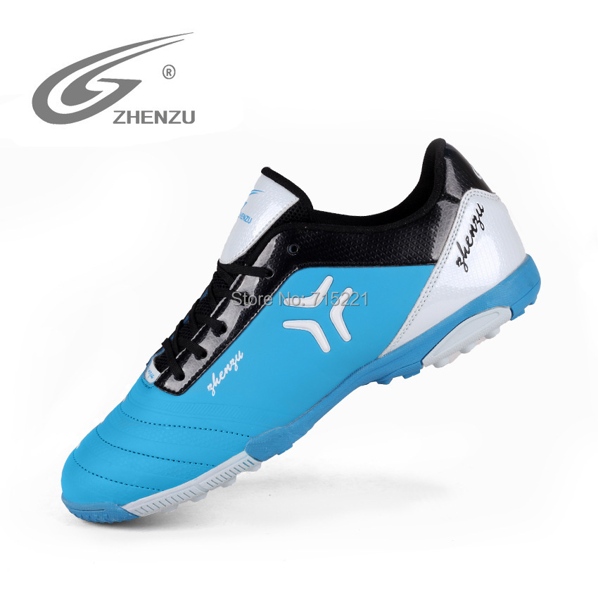 2014 free shipping nails gel professional men sportswear functional training soccer shoes indoor futsal(China (Mainland))