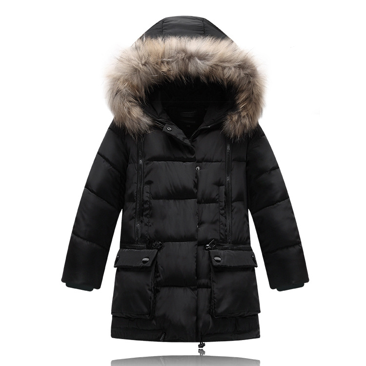 Kids Parka Coats Girls | Down Coat
