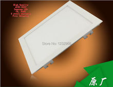 Led Lamp Panel Painel led panel light  85-265v Kitchen Lamp Painel Light 3w  Ceiling Recessed Spot Kitchen Balcony  lamp(China (Mainland))
