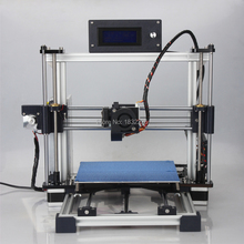 Auto leveling Upgraded Quality impressora 3d Reprap Prusa i3 DIY 3d Printer kit with 1 Roll