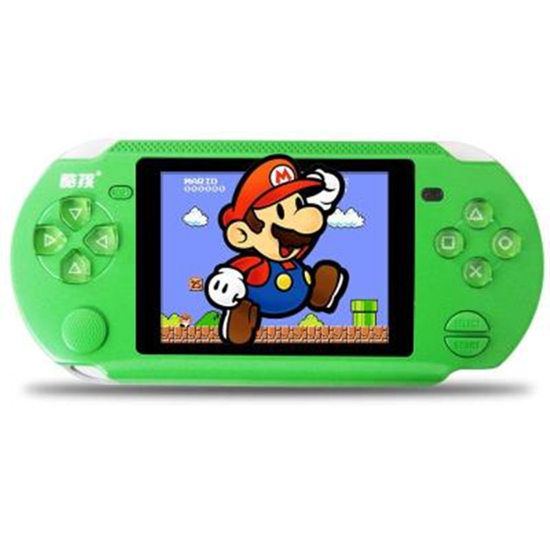 Electronics 2016 new hot Child game machine 3.8 inch color screen handheld game consoles handheld puzzle child gift toy handheld(China (Mainland))