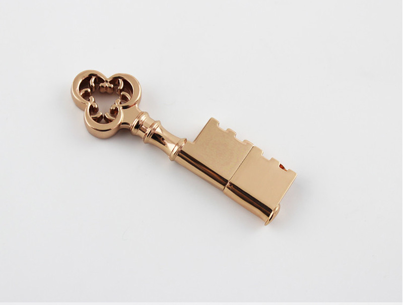 Skeleton Key USB 2 0 Flash Key
