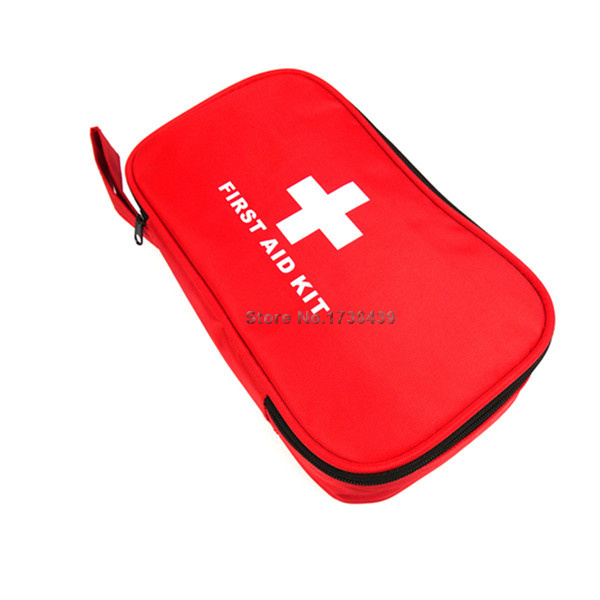 New Outdoor Travel Emergency Kit Medical first aid kits waterproof car first aid kit bag size 22*14*6CM Wholesale(China (Mainland))