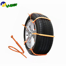 Emergency Traction Aid Tire Snow Chains ZipClipGo Life Saver for Cars, SUVS, Trucks(China (Mainland))