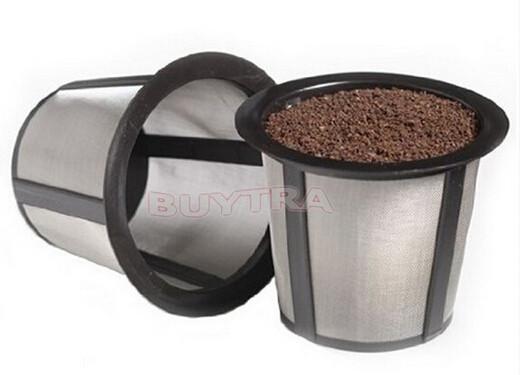 Mesh coffee filter baskets new plastic coffee filter tools - Filtro de malla ...