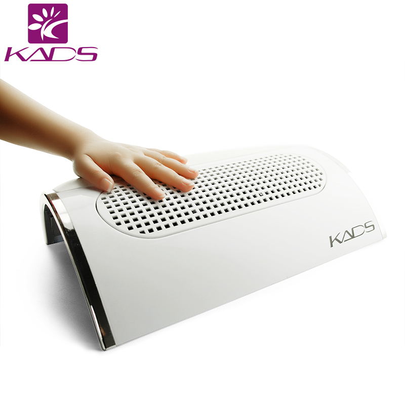 KADS 110V&220V Nail dryer machine Nail Dust Suction Collector Manicure Filing Acrylic UV Gel Tip Machine Nail Art Equipment(China (Mainland))