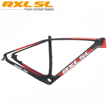 Buy T800 MTB Bicycle Frame Carbon Frames 29er/27.5er Carbon Mountain Bike Frame RXL SL Bicycle Carbon Frames UD Matte BSA68 PF30 RX6 for $302.40 in AliExpress store