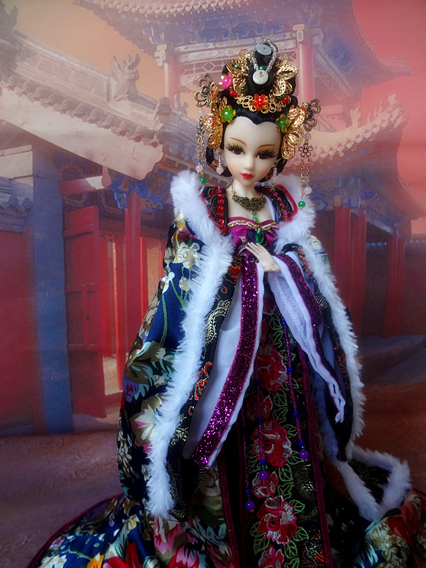 Free Shipping 32 High-end Traditional Chinese Princess With Joints Movable Dolls Pretty Girl Dolls Birthday Gifts Girl Toys 203<br><br>Aliexpress