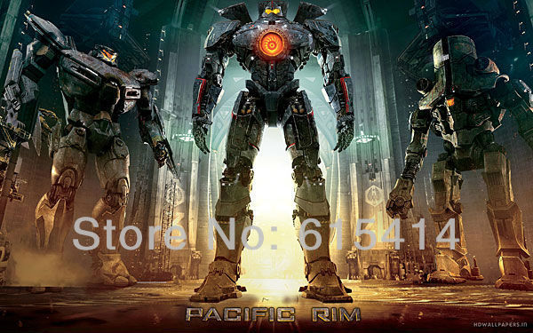 10 Pacific Rim 2013 movie 38''x24'' wall Poster with Tracking Number