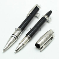 Luxury MB StarWalker Platinum-Coated Doue Ballpoint Pen school office supplies fashion luxury brand Writing ball pens