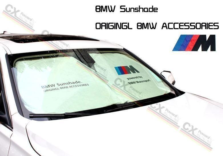 bmw x5 sun visor auto car sun shade foldable metallic sun