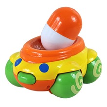 1 piece Rolling Egg Car Educational Toy for Baby Infant Kids Children free shipping(China (Mainland))