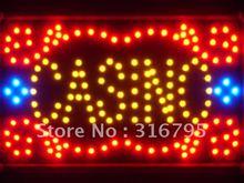 led077-y Casino Room LED Neon Sign WhiteBoard(China (Mainland))