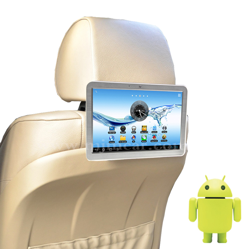 10inch universal android headrest 9inch android headrest monitor tablet pc car home use wifi - Six uses old tablet ...