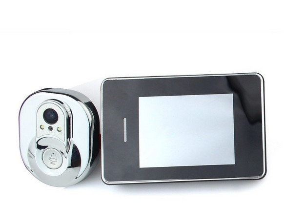 Whole&Retail 2014 Hot Sale !!! HD 2.8 Inch Color TFT Monitor Video Door Phone Anti-Theft Video Doorbell(China (Mainland))