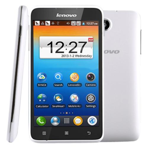 Original Lenovo A529 Dual core 1 3GHz 5 0 inch Android 2 3 Dual SIM smart