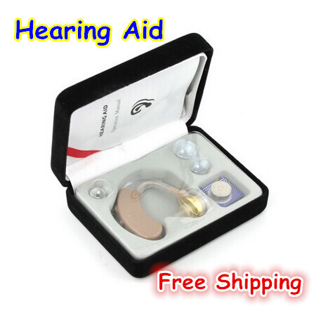 Hearing Aid Convenient AXON V-163 Personal Sound Voice Amlifier Behind Ear Hearing Aids Hearing Device for the Deaf