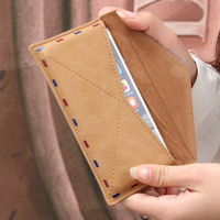 Luxury Retro Pouch Mail envelope pattern PU leather Mobile Phone Bag Cover phone Case for iPhone 4 4s 5 5s 6 6 plus 5.5 6 6 Plus