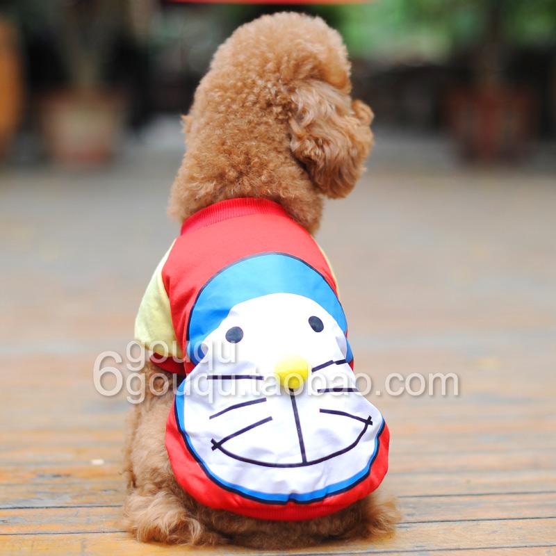 2 pet clothes summer teddy bear vip(China (Mainland))