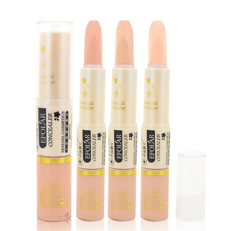 Multi function Foundation Concealer Liquid Lipgloss Dark Circle Cream Beauty Care Hide Blemish Dark Circ M01231