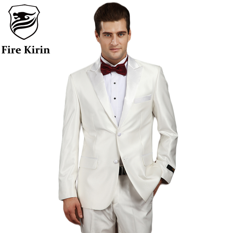 Online get cheap mens ivory suit alibaba for Mens ivory dress shirt wedding