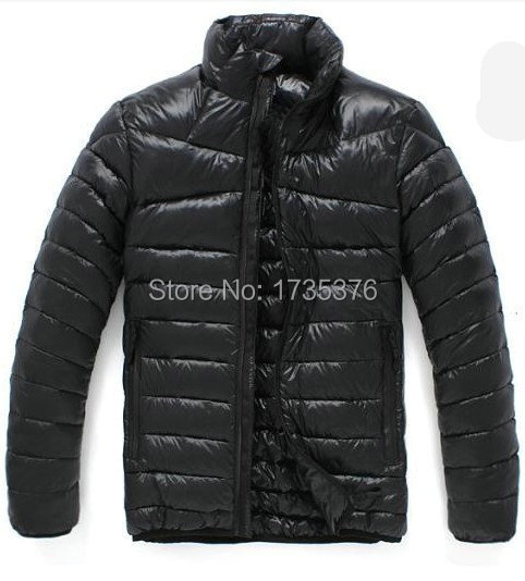 Free shipping Men's down jacket Outdoor sports waterproof jacket Super light warm coats jacket man yptpa014(China (Mainland))