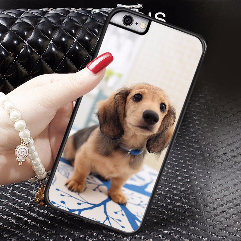 2016 Cute Elegant Dogs Animal Brand Cases Shell for iphone 5 5s 5c 6 6s 7 plus ipod touch 4 5 6 mobile phone accessories