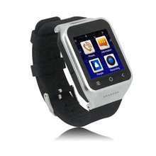 ZGPAX S8 3G Smartphones MTK6572 Support SIM card Bluetooth Smart Wrist Watch SIM Phone For Android & IOS iPhone Samsung LG Sony