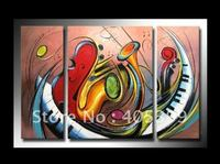 Newest Modern Oil Painting on Canvas ,Wall Art ,100% Hand Painted Oil Painting JYJLV141