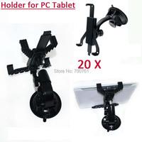 20pcs Universal Car Tablet PC Holder Stand car Mount Bracket Back Seat Holder For iPad mini iPad 2 iPad Galaxy GPS 7'8'9'10'