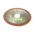150 13 32 12mm Slope Diamond Grinding Disc Resin Abrasive Wheel for Alloy Steel Ceramic Glass