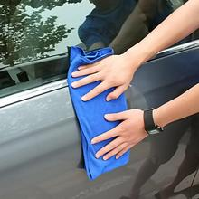New arrival 2015 top sale HQ 30 30cm Microfiber Face Hair Clean Car polishing Streak Free