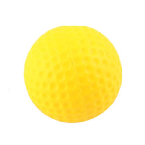 Light Indoor Outdoor Training Practice Golf Sports Elastic PU Foam Ball 5Pcs #22611(China (Mainland))