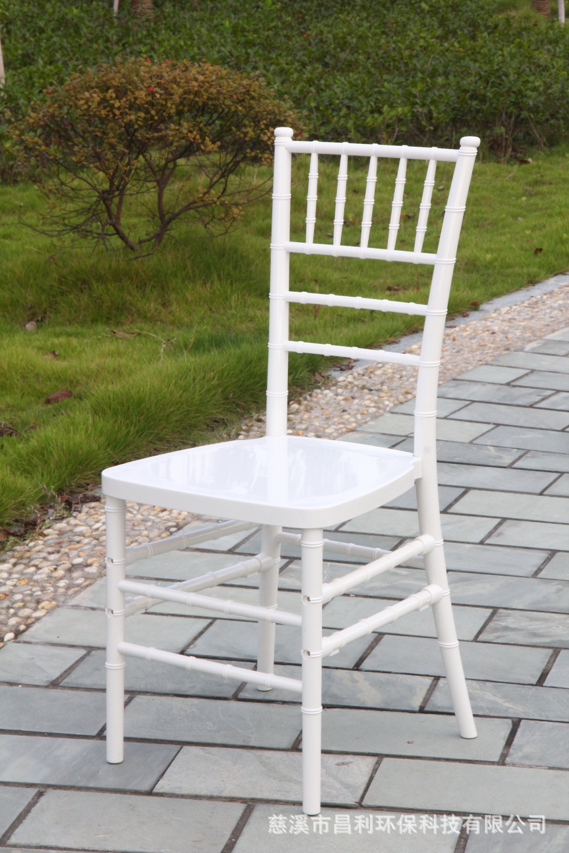 F brica venta al por mayor de bamb la boda exterior blanco de bamb sillas silla tiffany en - Sillas de bambu ...
