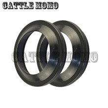 Buy 1 Pair Motorcycle Front Fork Dust Seal 37 50 37*50 Dirt Racing Motor Damper Shock Absorber High Quality for $6.49 in AliExpress store