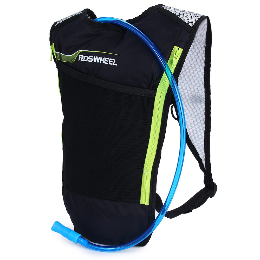 Hot Sale ROSWHEEL 5L Hydration Storage Backpack with 2L Water Bag for Camping Cycling Hiking Outdoor Essentials<br><br>Aliexpress