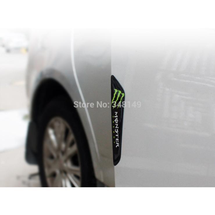 3D Car stickers Door Edge Anti Scratch Bumper Protector for Chevrolet cruze Volkswagen skoda Hyundai Lada