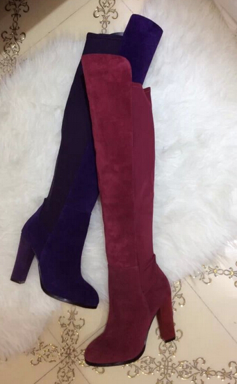 Online Buy Wholesale cheap purple heels from China cheap purple ...