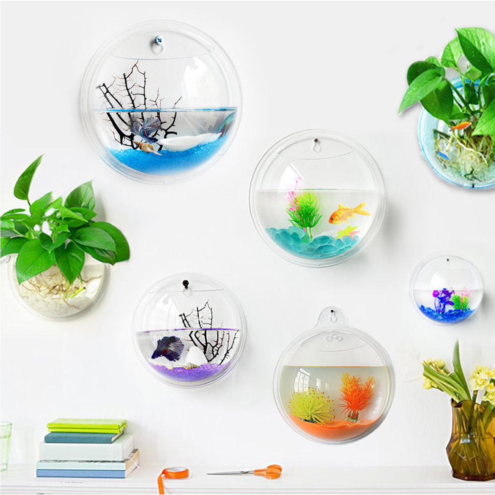 Diy betta aquarium joy studio design gallery best design for Betta fish bowl ideas