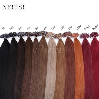 Волосы натуральные прямые  для наращивания