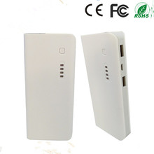manufactory Original rohs 10000mAh External Battery oneplus power bank with led torch(China (Mainland))