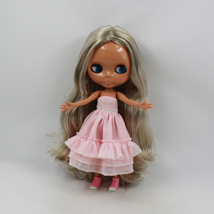 Фотография 2015 newest Blyth doll joint body 30cm fashion nude doll diy limited edition dolls for girls
