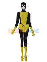 X-men Cannonball Superhero Costume fullbody spandex halloween cosplay party X-men costume adult hot sale