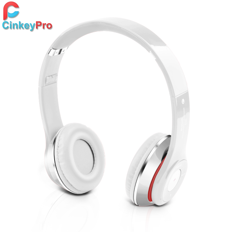 CinkeyPro Bluetooth 4.1 Wireless Headphones Earphone with Microphone Mobile Phone Headphone Computer Headset For Apple XiaoMi(China (Mainland))