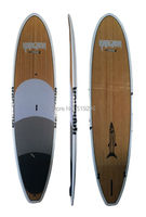 All round 10.6*32*4.8 sup board for sale with bamboo face