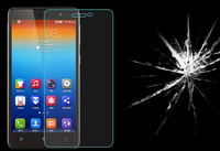 New Screen Protector Premium Tempered Glass For Lenovo S860 Toughened Screen Protective Film