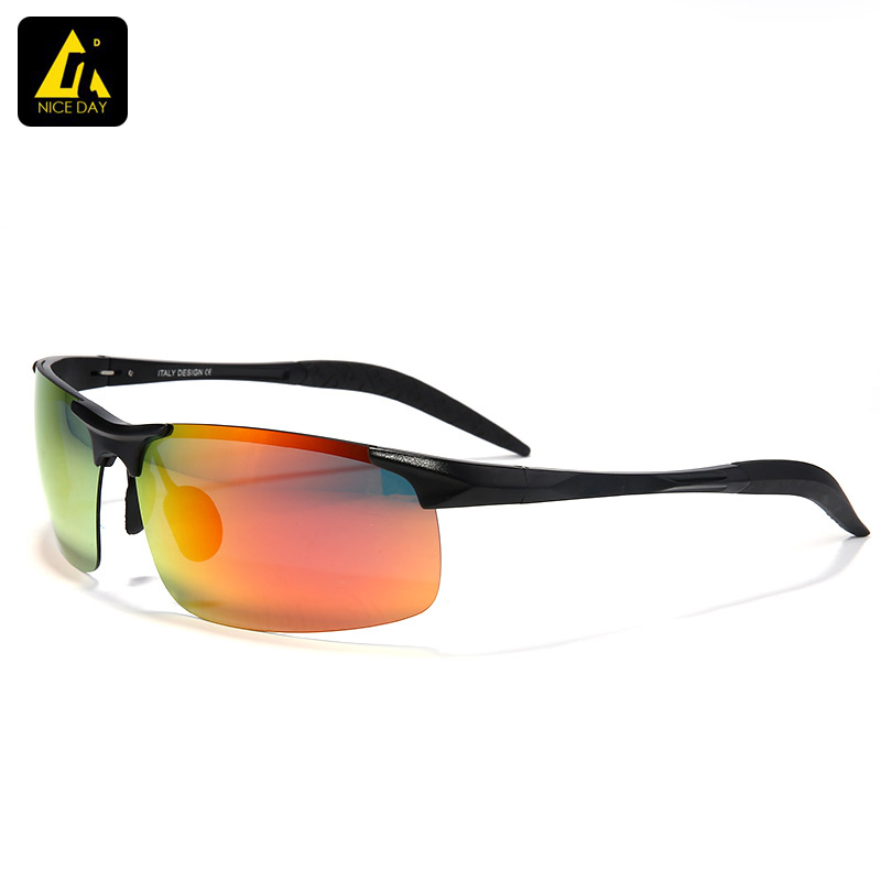 Men polarized sunglasses brand polaroid sport Driving Sun Glasses outdoor fishing retro Coating Mirror oculos Eyewear