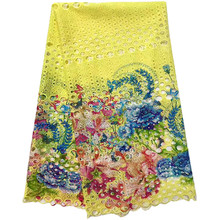 Buy 2017 Multicolor Factory Direct Sale High Water Soluble African Cord Lace Fabric African Guipure Lace Dress Sewing for $49.28 in AliExpress store